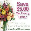 Save $5.00 plus up to $25.00 off on our daily specials
