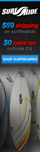 Shop Surfboards at SurfRide.com