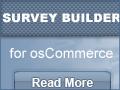 Survey Builder for osCommerce
