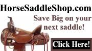 Save big on your next saddle at HorseSaddleShop