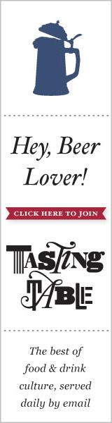 Sign up for TastingTable.com -- free!