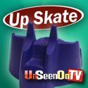 UpSkate as UnSeen on TV!