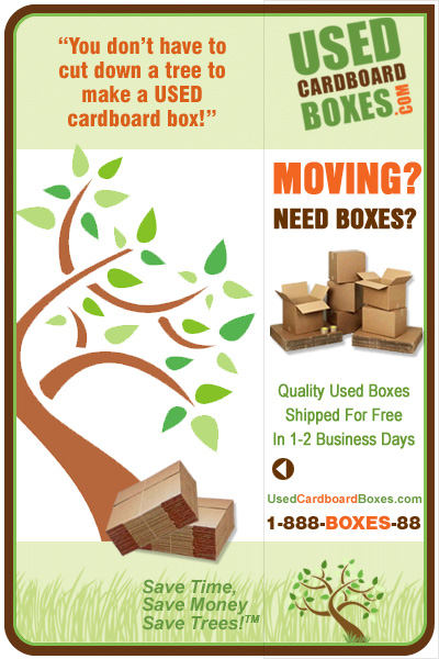 Lowest Cost Boxes For Moving Home